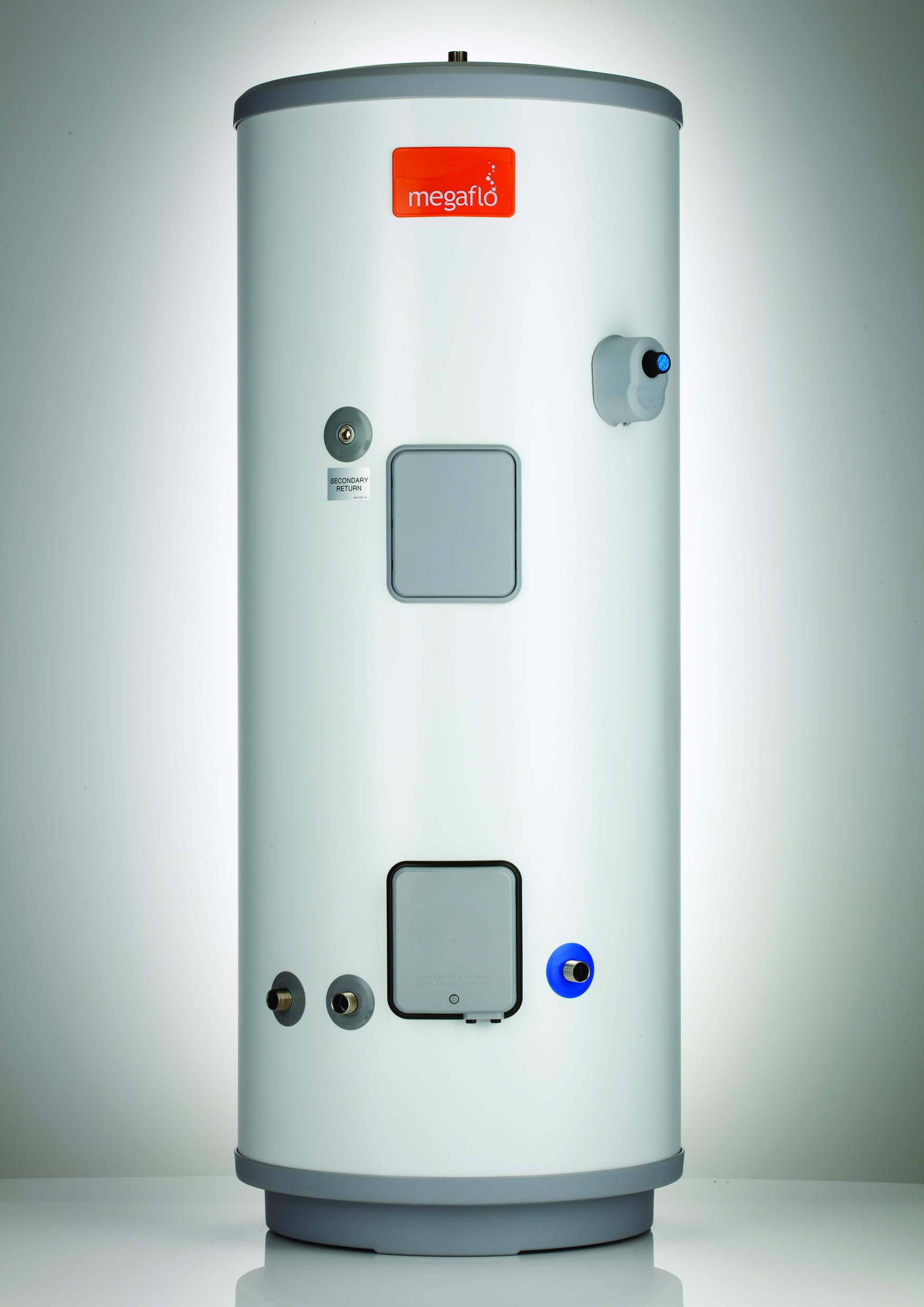 Megaflo Eco cylinder