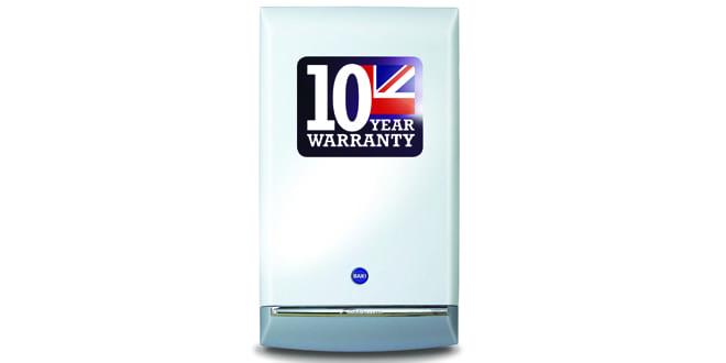 Popular - Christmas comes early with Baxi's extended warranties