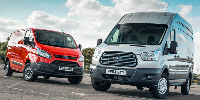 New van sales remain strong in 2014