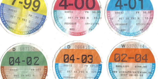 Popular - The paper tax disc is no more