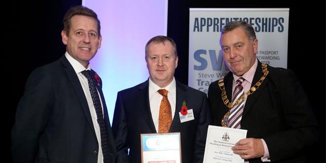 Popular - Steve Willis Training Centre gets CIPHE Approved