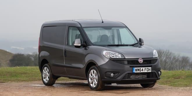 Popular - New Fiat Doblò Cargo launched in the UK