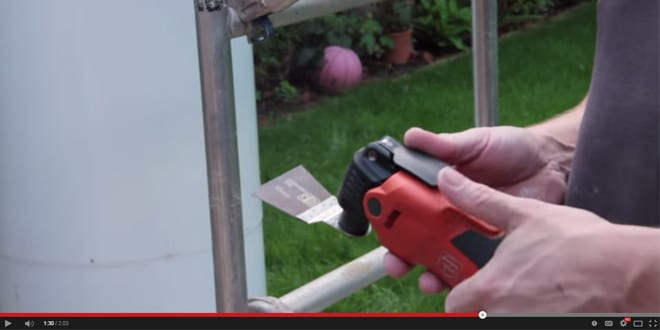 Popular - Part two review of the Fein MultiMaster 350 Q tool
