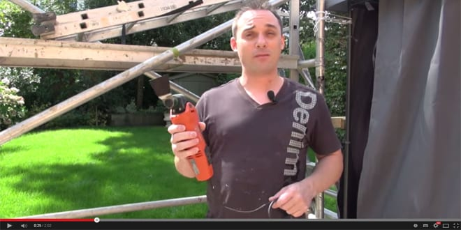 Popular - New 'warts and all' video reviewing the Fein MultiMaster 350 Q tool