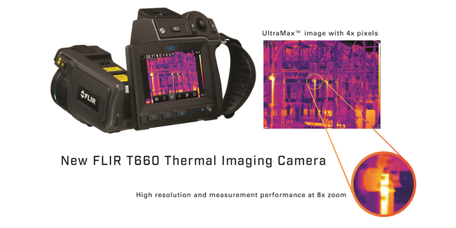 New series of thermal cameras from Flir Systems