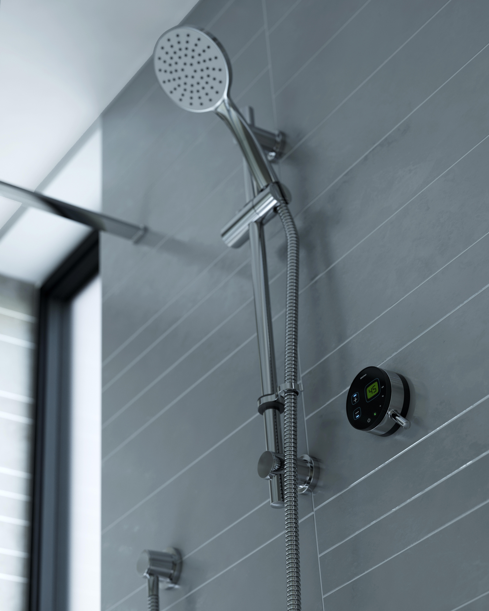 It Follows Extensive Research By Bristan, Which Showed That Installers Want  To Fit Digital Showers U2013 Mainly Because They ...