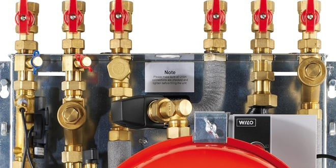 Popular - New Heat Interface Units from Pegler Yorkshire