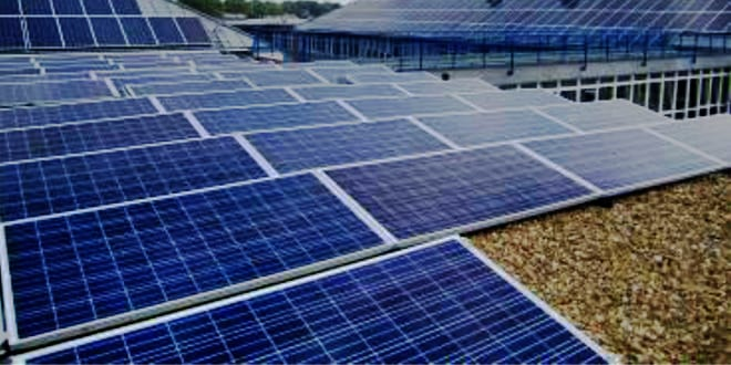 Popular - Hospital consumes 95% of power generated by its solar installation