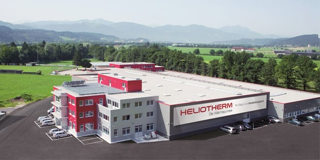 Popular - ZERO announces exclusive heat pump contract with heliotherm