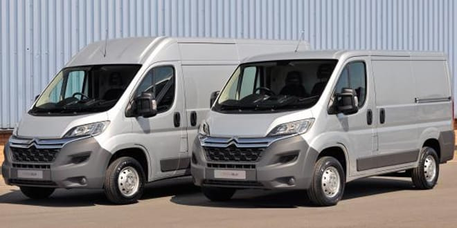 Popular - Citroën testing a new Jumpy van for 2015