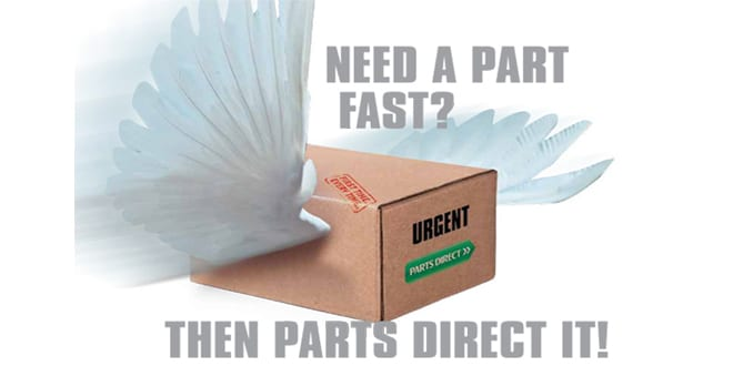 Popular - Parts Center introduces new Parts Direct service