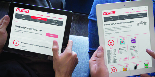 Popular - New Sentinel product wizard makes installers' lives easier