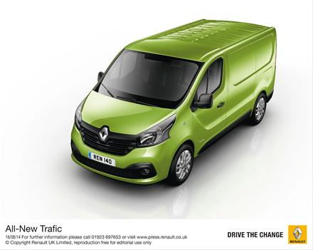 mobile renault trafic
