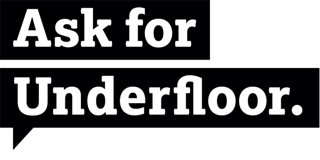 Ask for Underfloor web