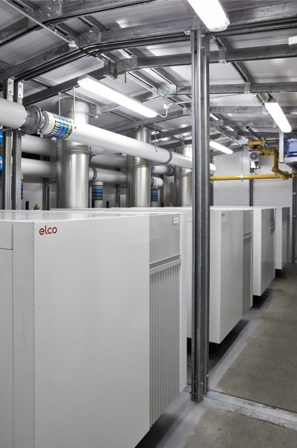 Picture by www.edwardmoss.co.uk All rights reserved Elco boilers for Chelsea FC