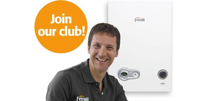 Popular - Ferroli launches new Installersmate loyalty scheme