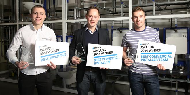 Geberit winners web