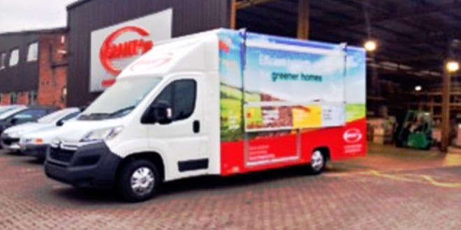 Popular - Grant's renewables vans hit the road