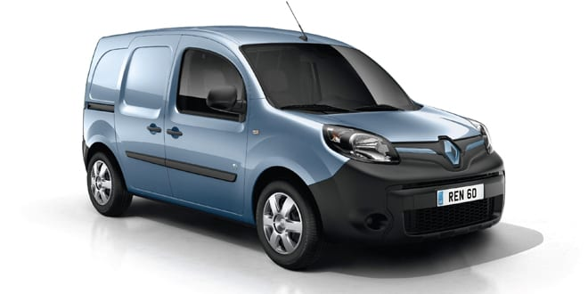 Popular - Renault making electric vans more accessible