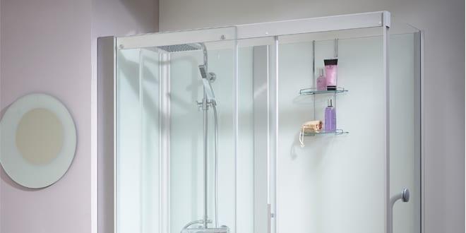 Popular - Saniflo extends Kinemagic shower cubicles range