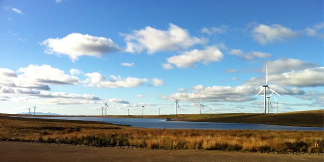 Popular - Scottish renewables industry sets shining example