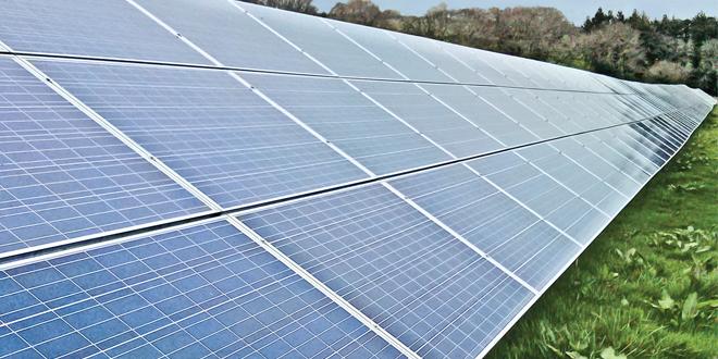 Solar web