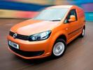 Volkswagen's Caddy scoops Small Van of the Year title