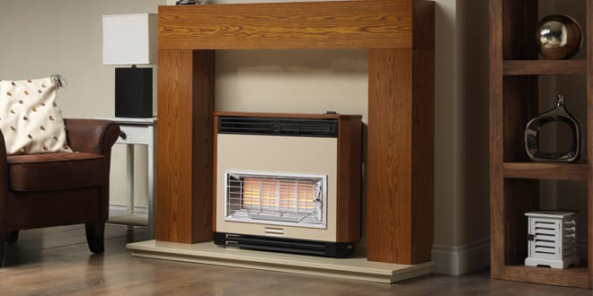 Popular - New Valor Brava Radiant electronic gas fire launched