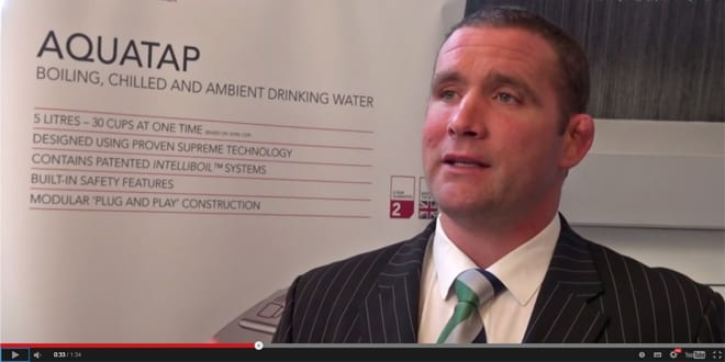 Popular - Rugby legend Phil Vickery talks about the Aquatap