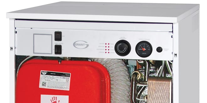 Popular - Grant upgrades the Vortex Combi to save installers time and money