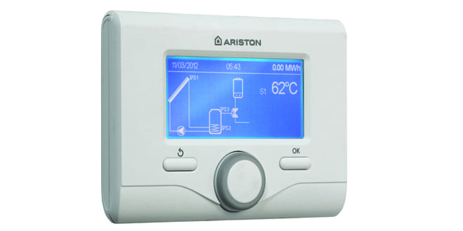 Popular - Get complete control with Ariston's SENSYS