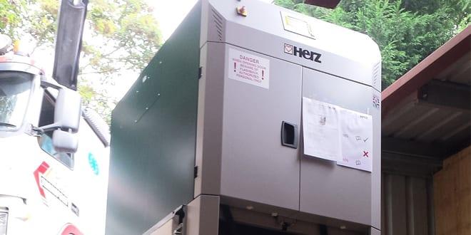 Popular - Biomass boiler provides heat for 200 wokers