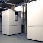 Air source heat pumps are the choice for student accomodation