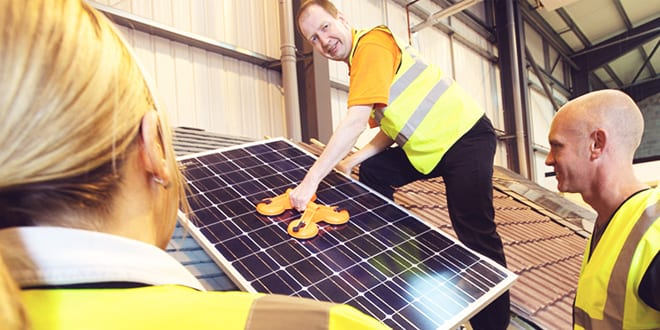 Popular - Is there a greater demand for sustainable technology installers?