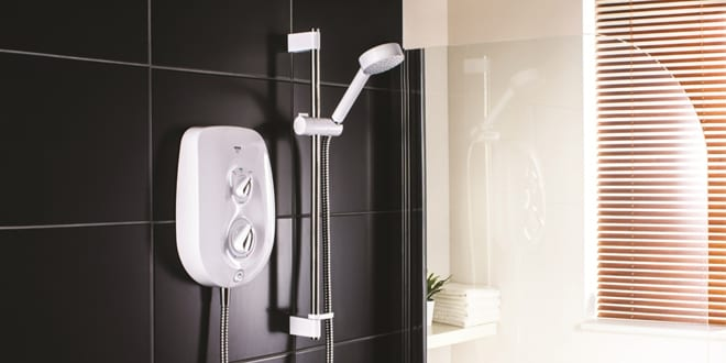 Popular - New generation of Vie electric showers from Mira
