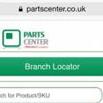 Plumb and Parts Center improves mobile sites
