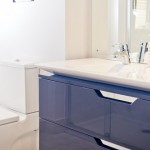 Roca's bathroom products used in trendy new project