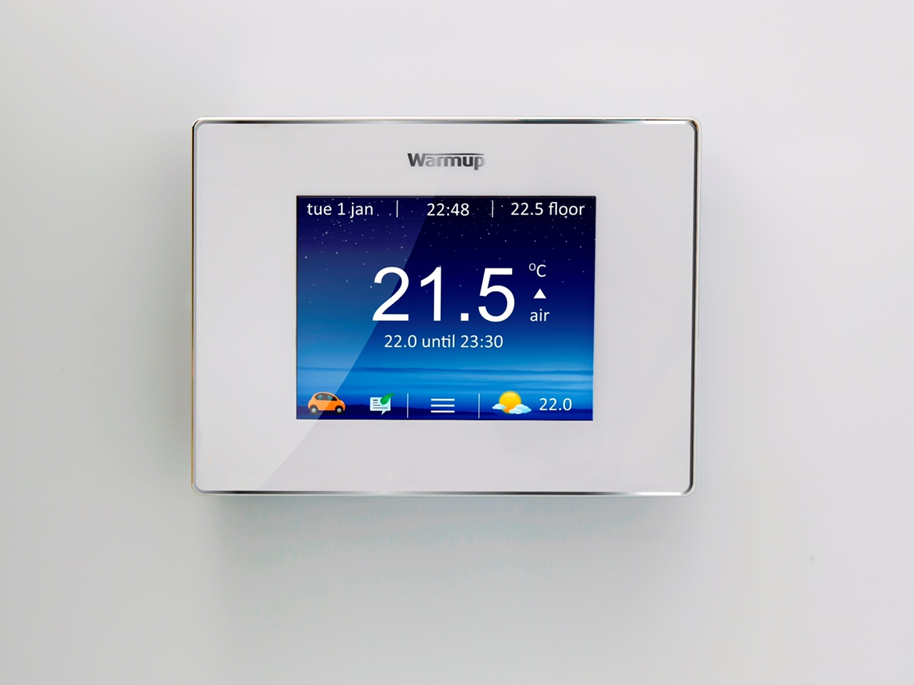 Warmup 4iE Smart WiFi Thermostat #3