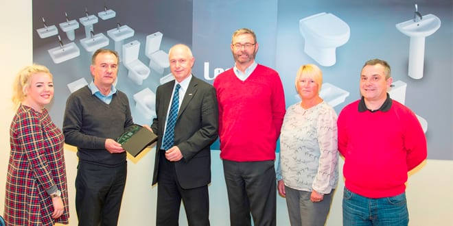 Popular - Wirquin wins Most Improved Supplier of the Year award