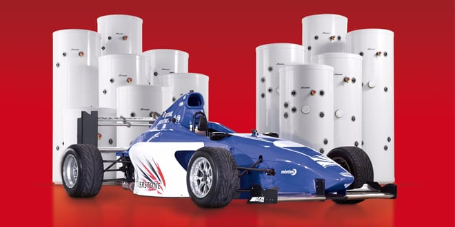 Popular - Win a trip to Silverstone with Worcester's cash-back cylinder promotion