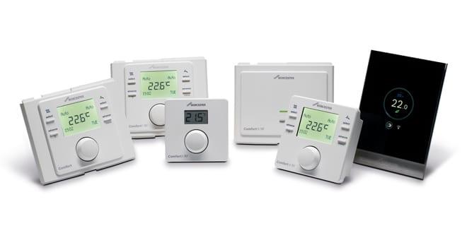 Popular - New Greenstar Comfort controls from Worcester