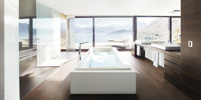GROHE Spa range offers customised luxury bathrooms - Installer ...