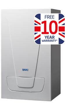 baxi free 10 year