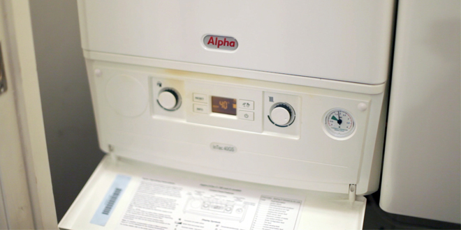 Alpha boilers keeps care home warm, at a low cost - Installer ...