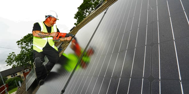 Popular - Renewable energy company thriving in North East