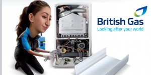 British Gas ad web