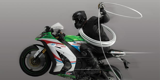 Popular - Win a bike with JG Layflat® Pipe