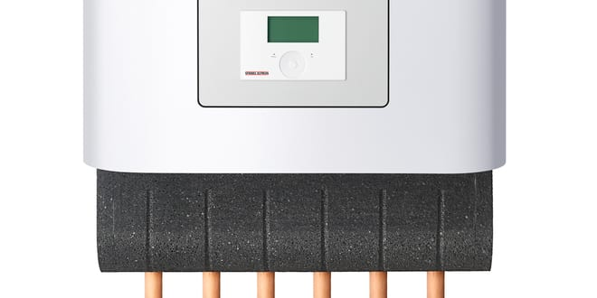 Popular - New hydronic module technology makes installing heat pumps a lot easier