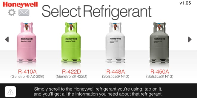 Popular - Honeywell launches new apps to help with F-Gas compliance
