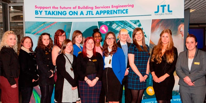 Popular - JTL is encouraging more women to start a career in the industry